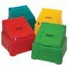 200 Litre Premium Heavy Duty Plastic Grit Bins