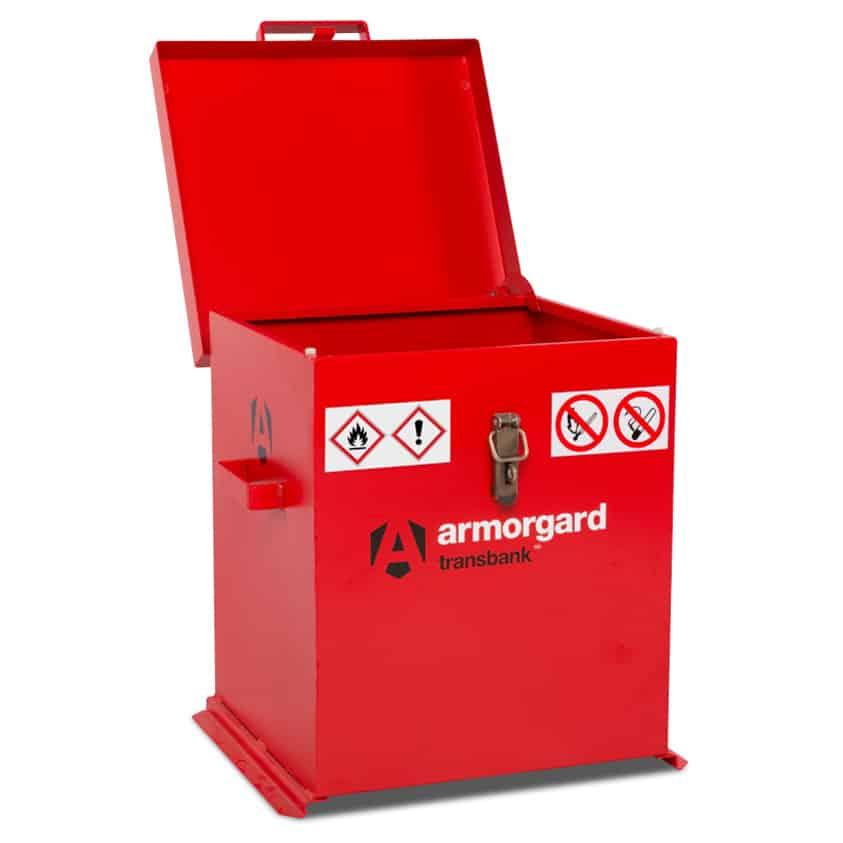 TRB2 Armorgard Transbank Box