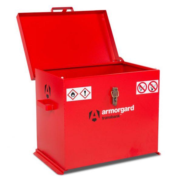 TRB3 Armorgard Transbank Box