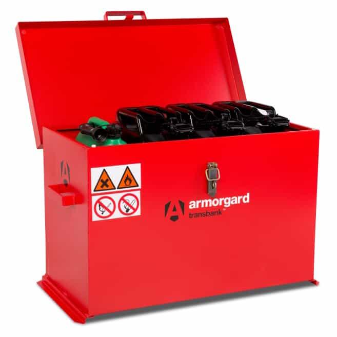 TRB4 Armorgard Transbank Box