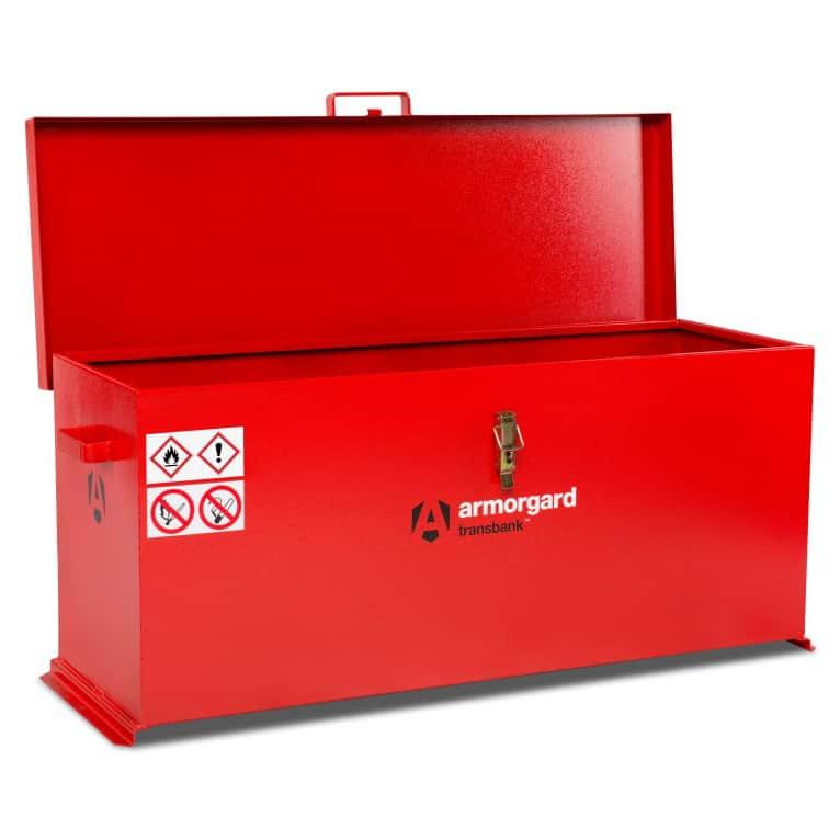TRB6 Armorgard Transbank Box