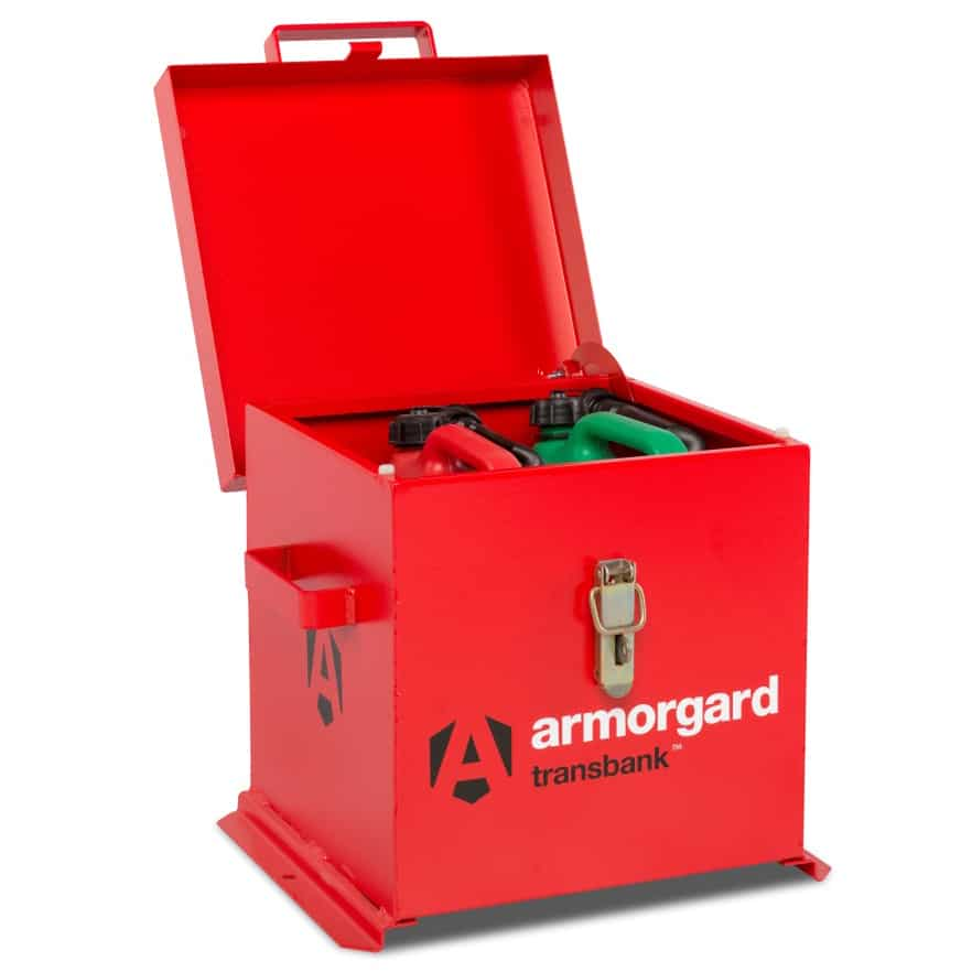 Armorgard Transbank Fuel Storage Containers