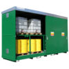32 Drum 8 IBC Dual Purpose Unit