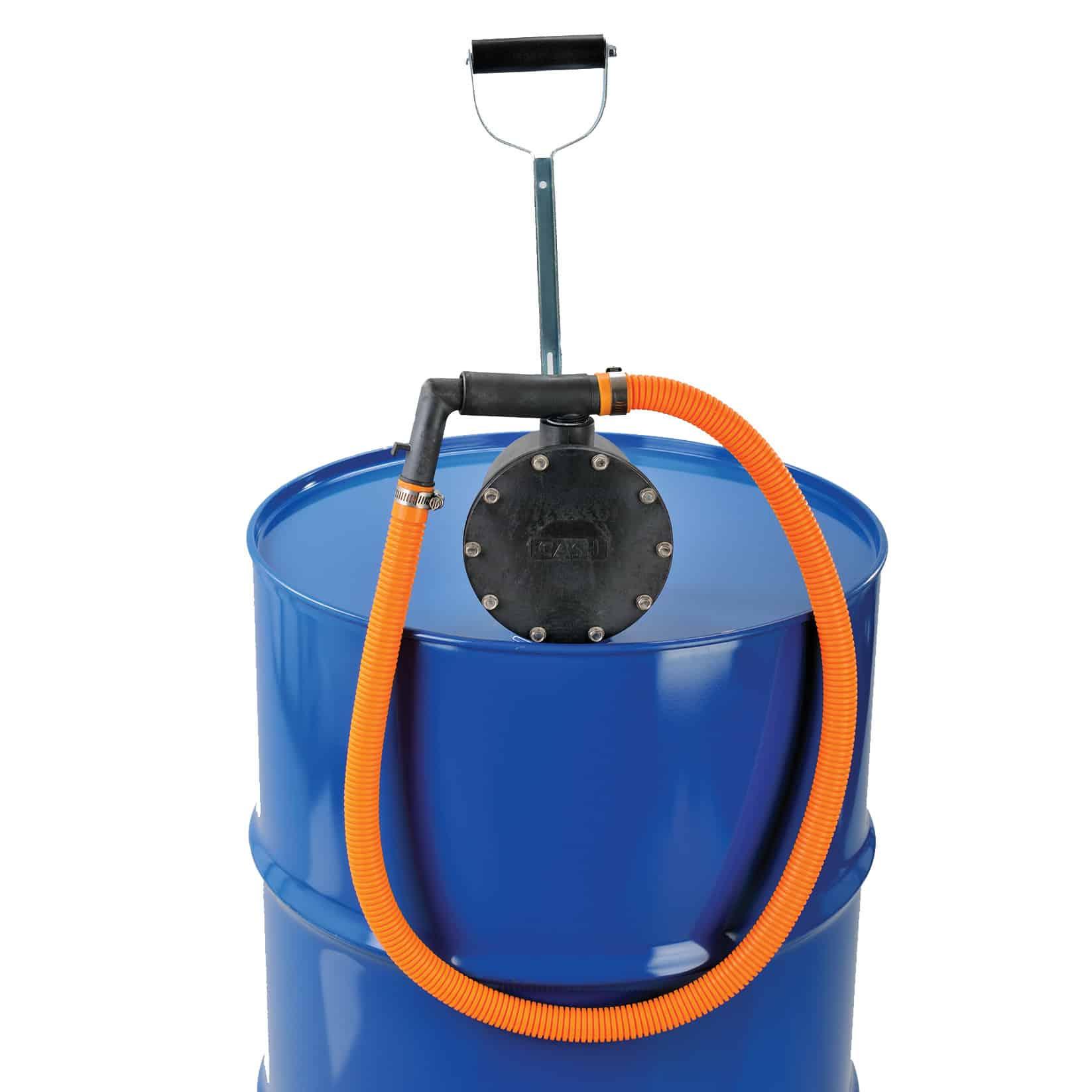 Manually Operated Plastic Piston Barrel Pumps