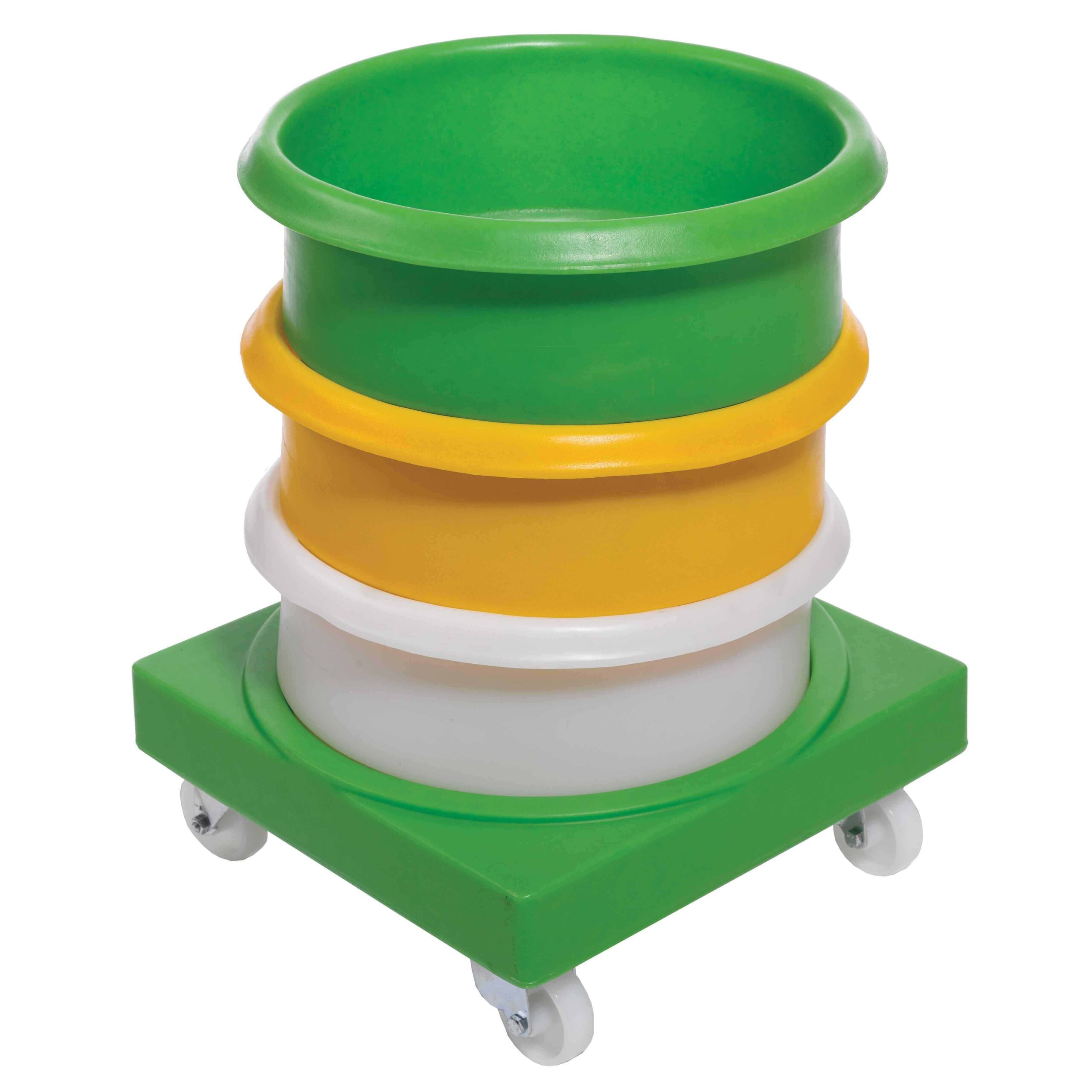 Plastic Food Grade Interstacking Containers | Storage N Stuff