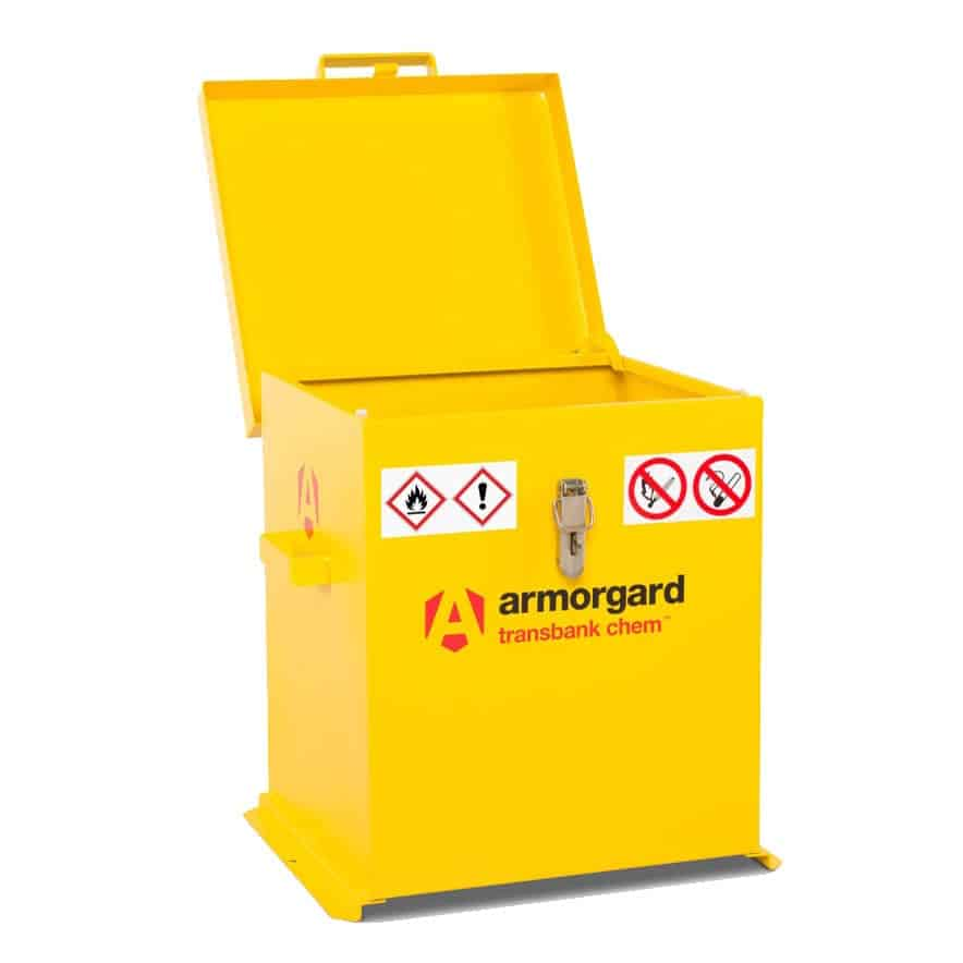 Armorgard Transbank Chem Storage Container