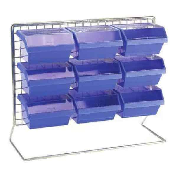 Barton Topstore Visibin Bench Stand Kits