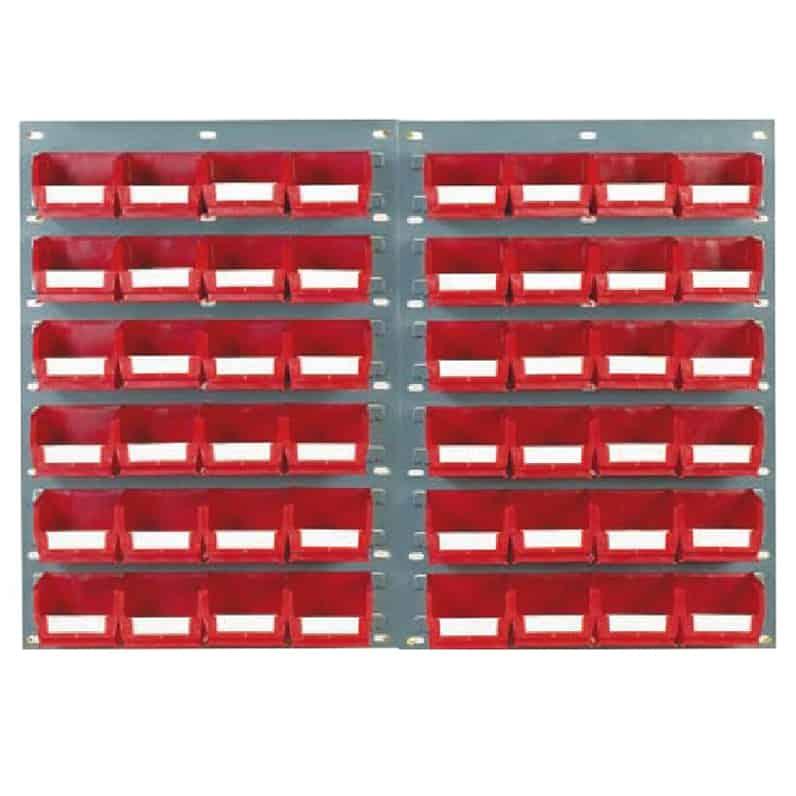 Barton Topstore Wall Mounted Louvred Panel Kits