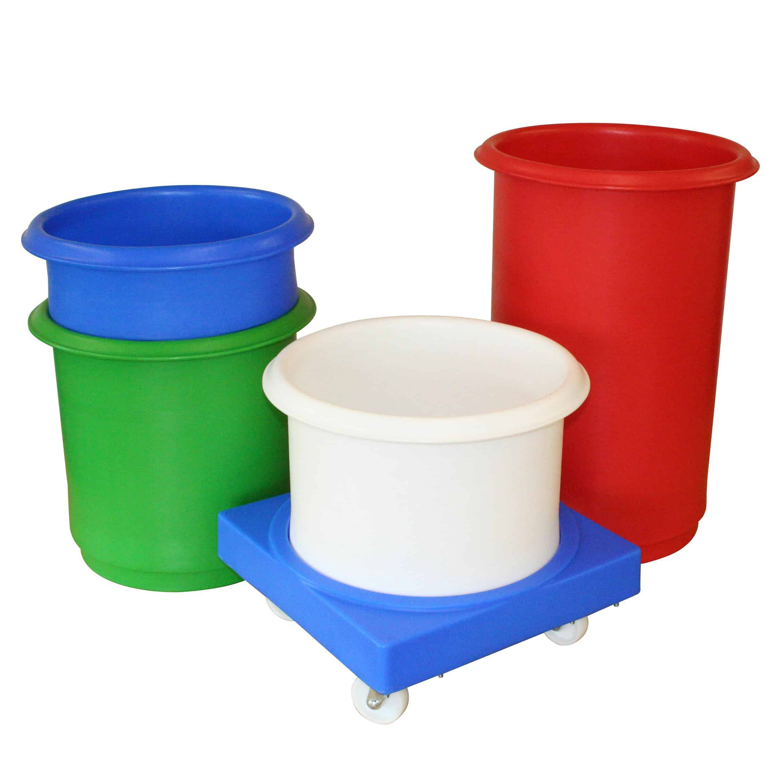 Plastic Food Grade Interstacking Containers