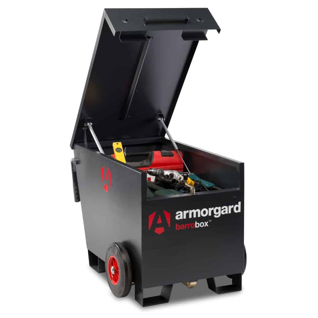 Armorgard BarroBox Mobile Site Box