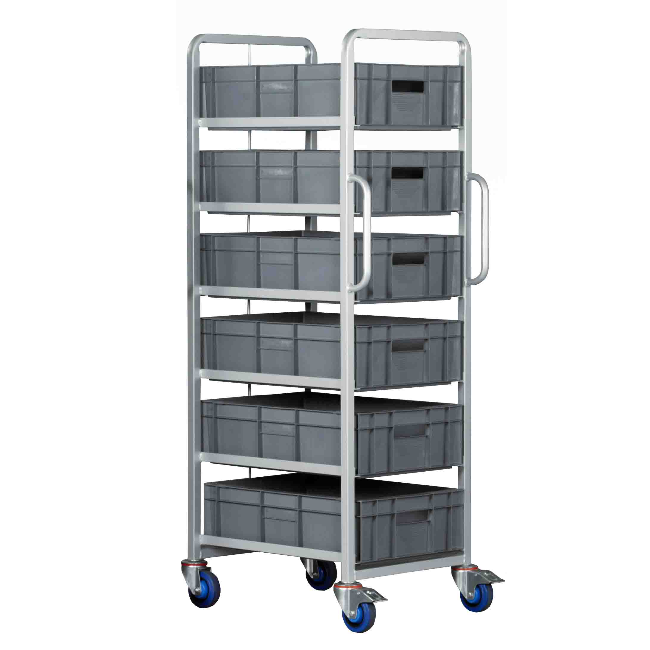 30 Litre Euro Container Tray Trolleys