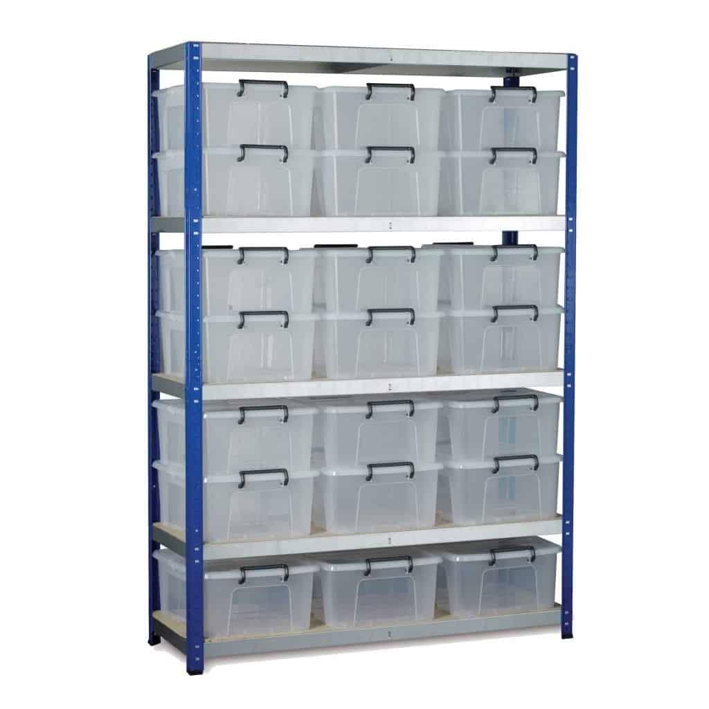 Eco-Rax Storemaster Container Kits