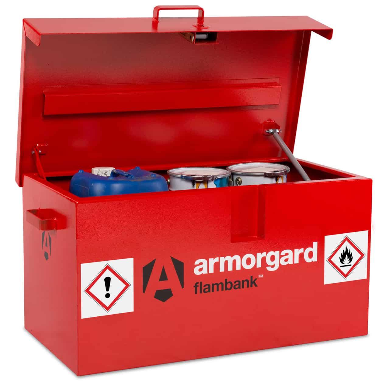 FB1 Armorgard Flambank Vault