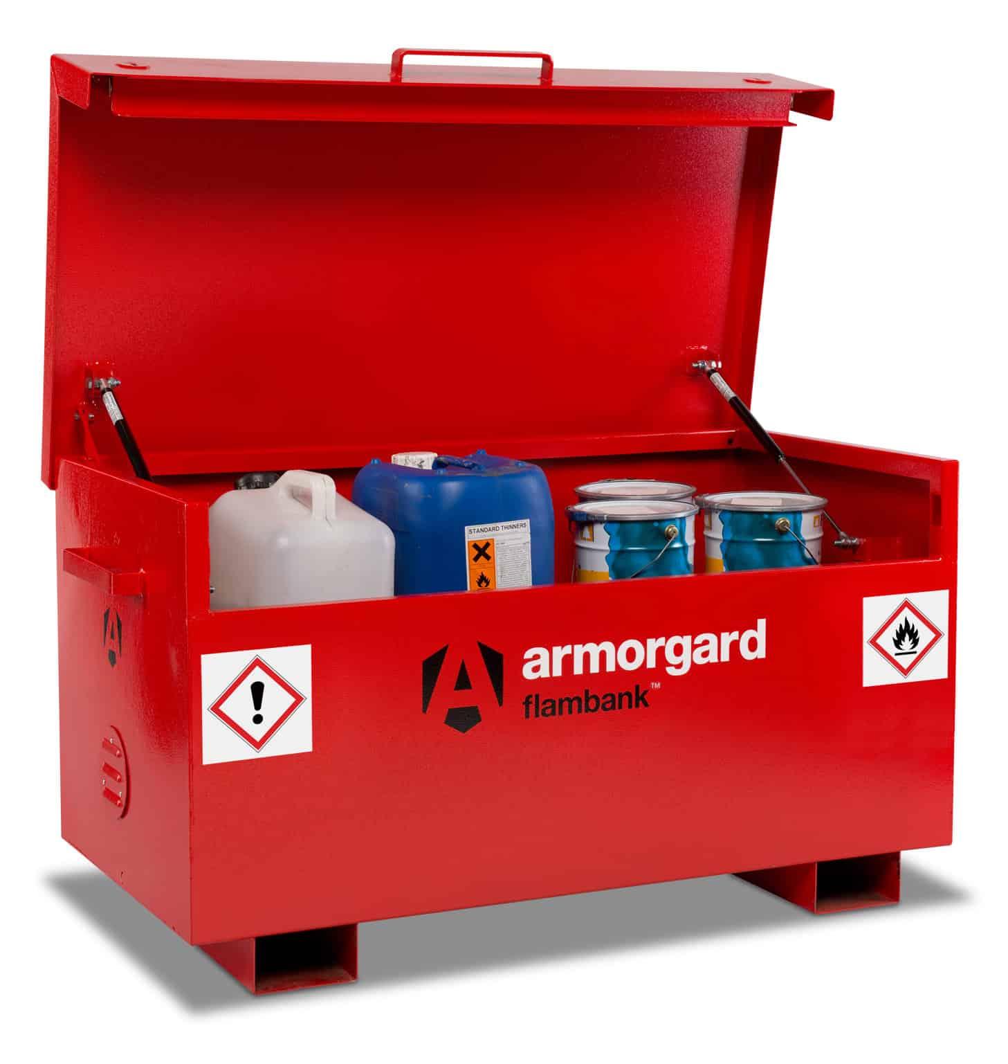 FB2 Armorgard Flambank Vault