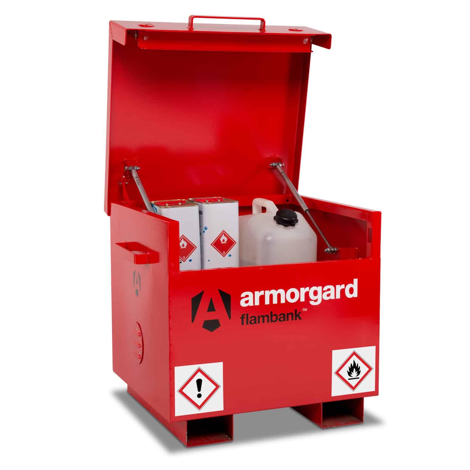 FB21 Armorgard Flambank Vault