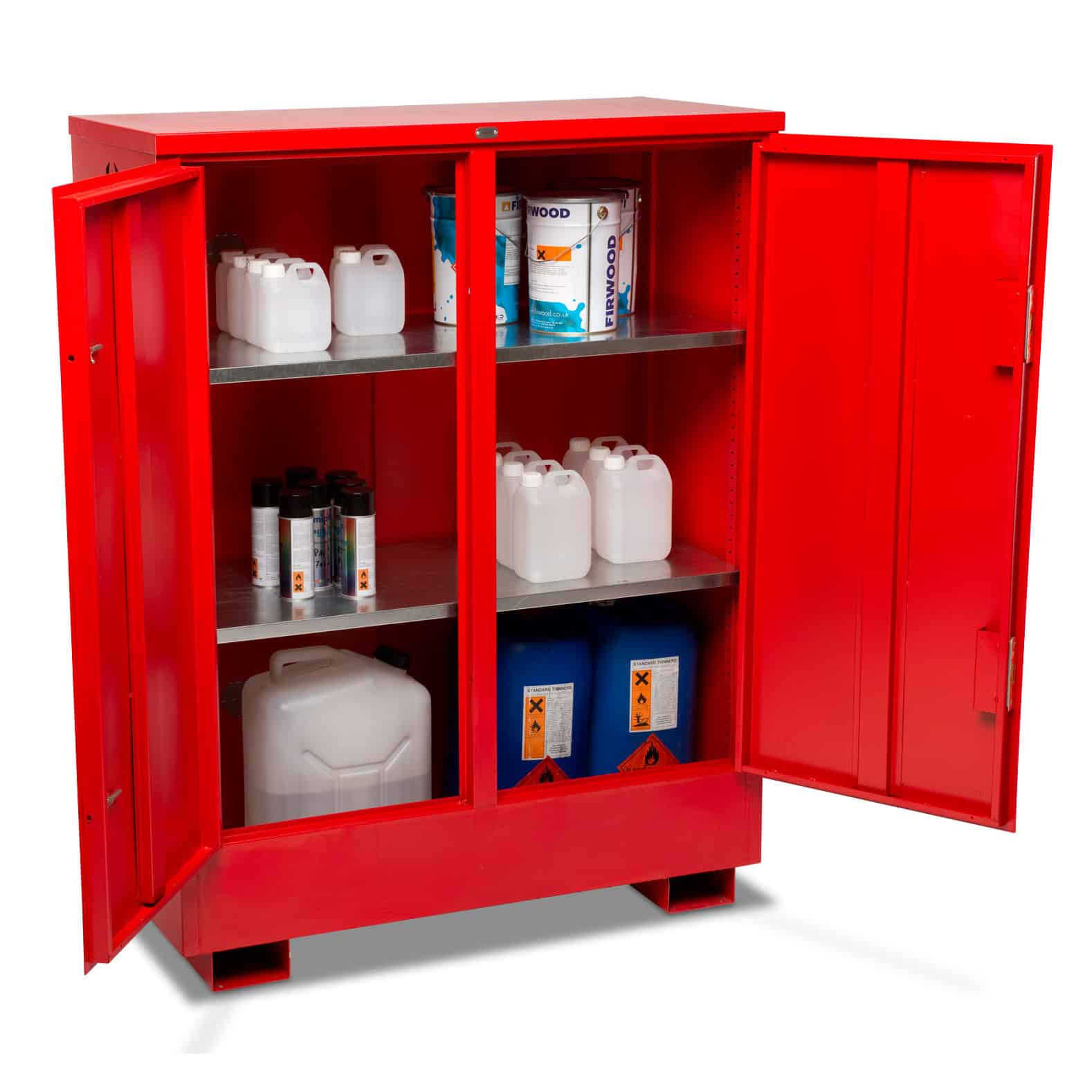 Armorgard Flamstor Hazardous Storage Cabinets
