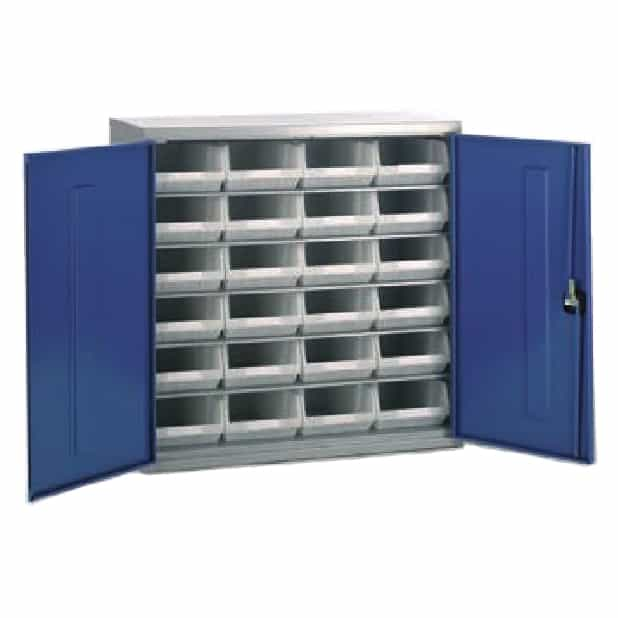 Topstore Container Cabinets Includes 24 TC4 Bins