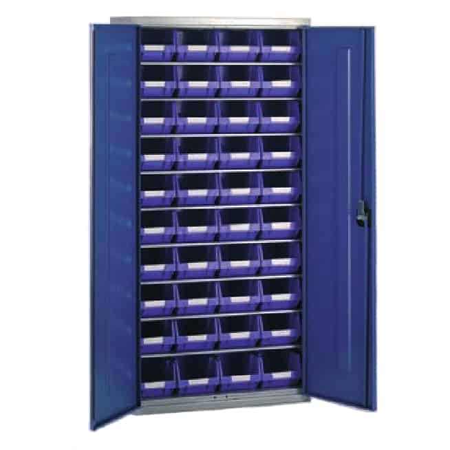 Topstore Container Cabinets Includes 40 TC3 Bins