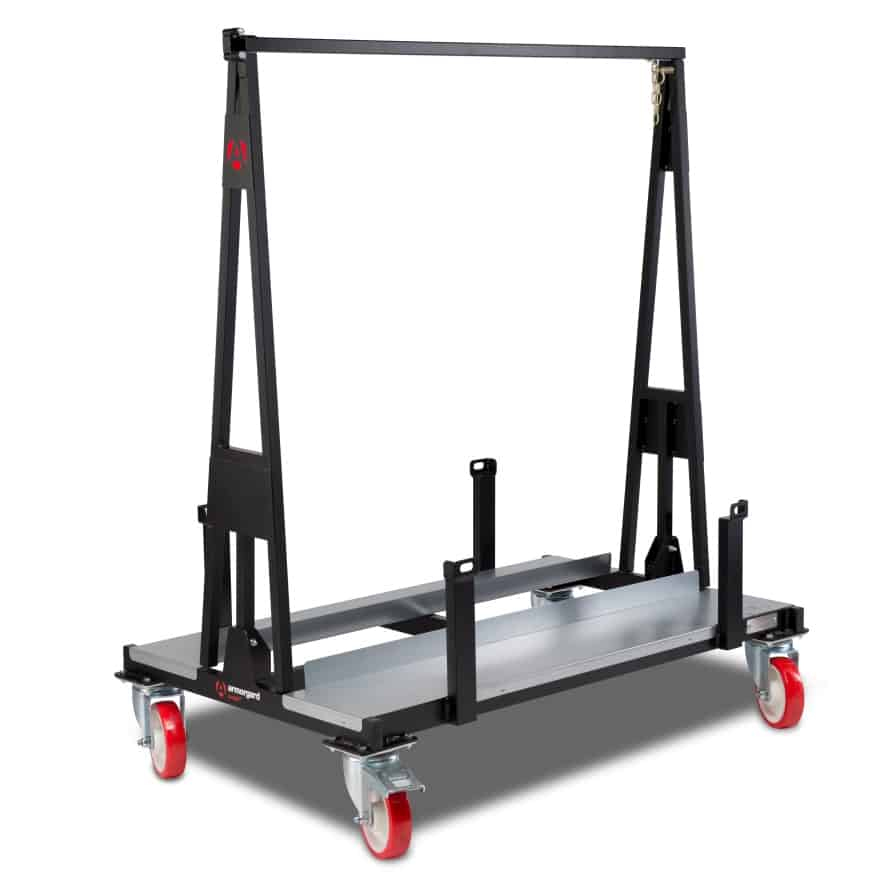 Armorgard LoadAll Board Trolley