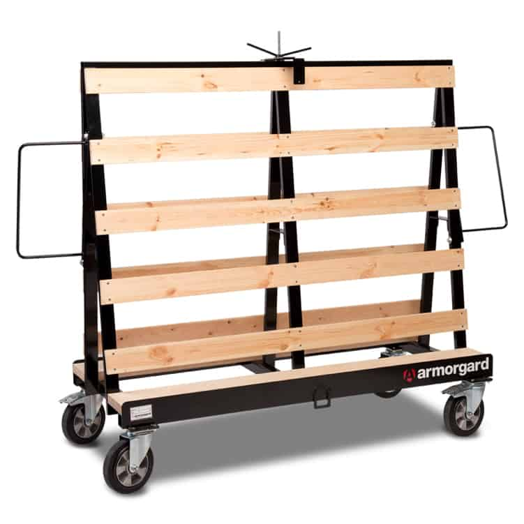 Armorgard LoadAll Sheet Board Trolley