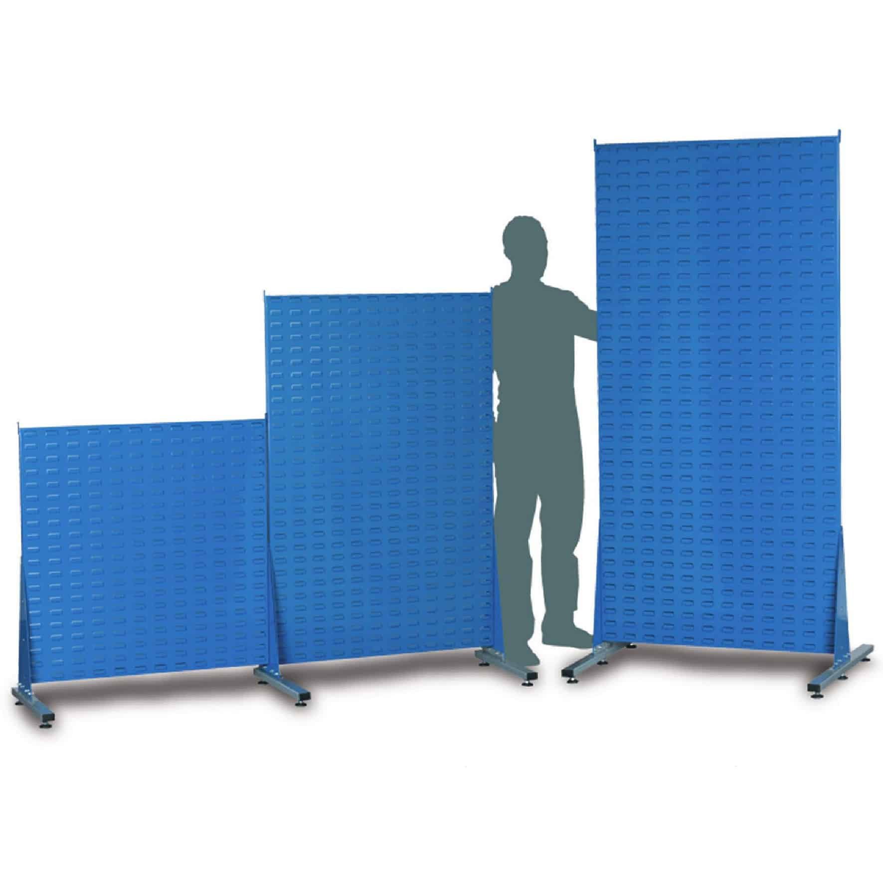 Topstore Louvred Panel Spacemaster Stands