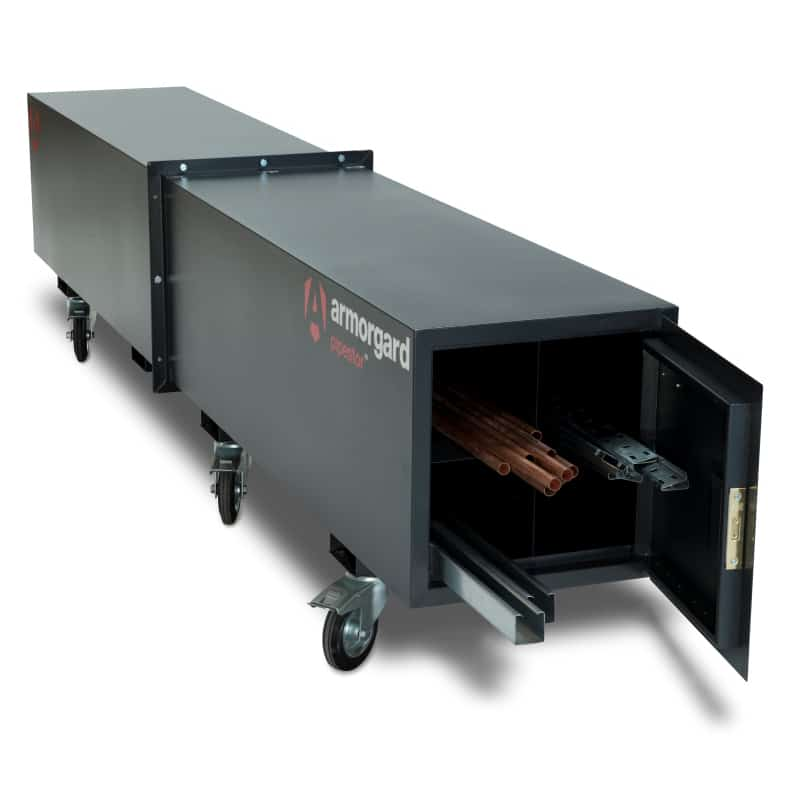 Armorgard PipeStor Mobile Storage Trunk