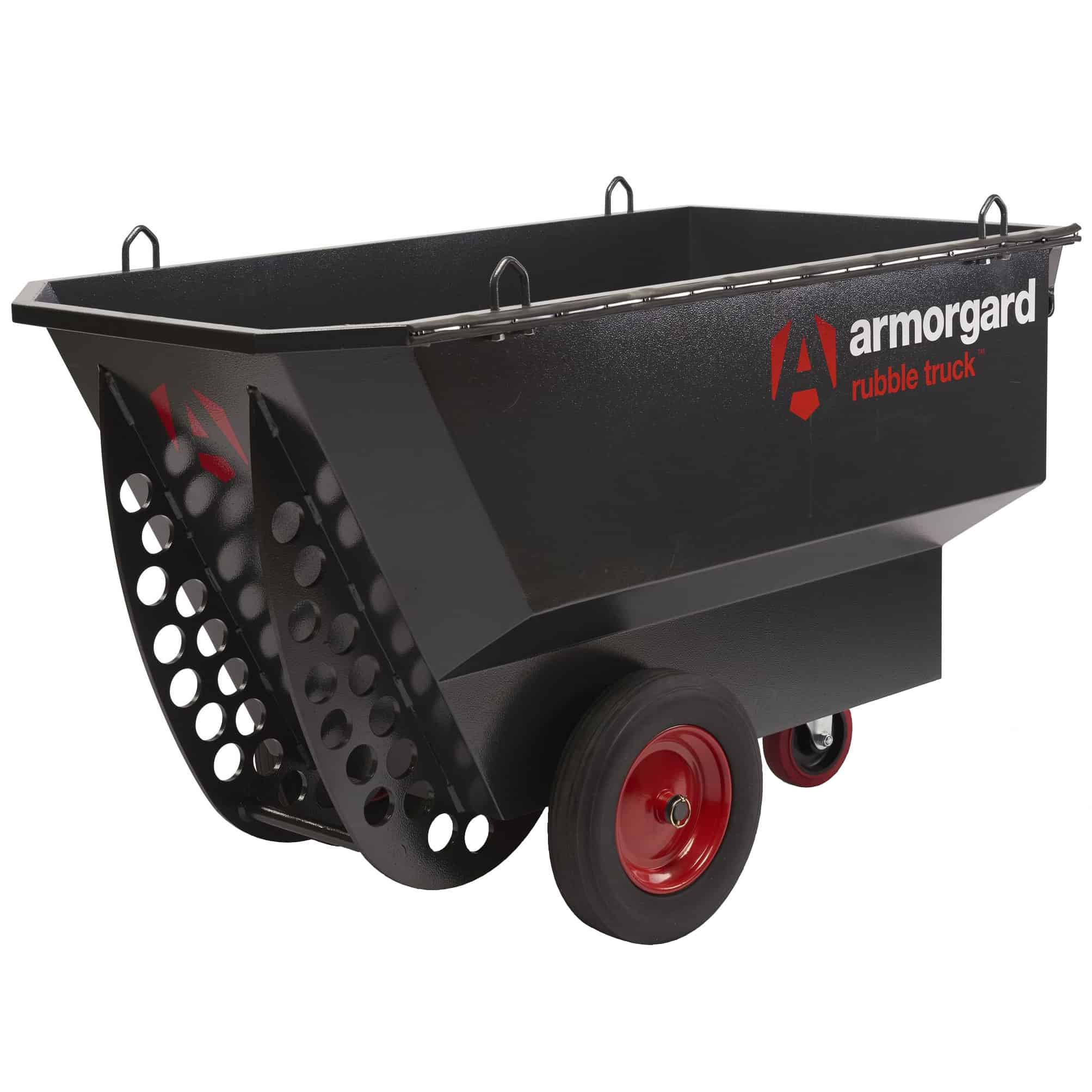 Armorgard Heavy Duty Mobile Waste Rubble Truck