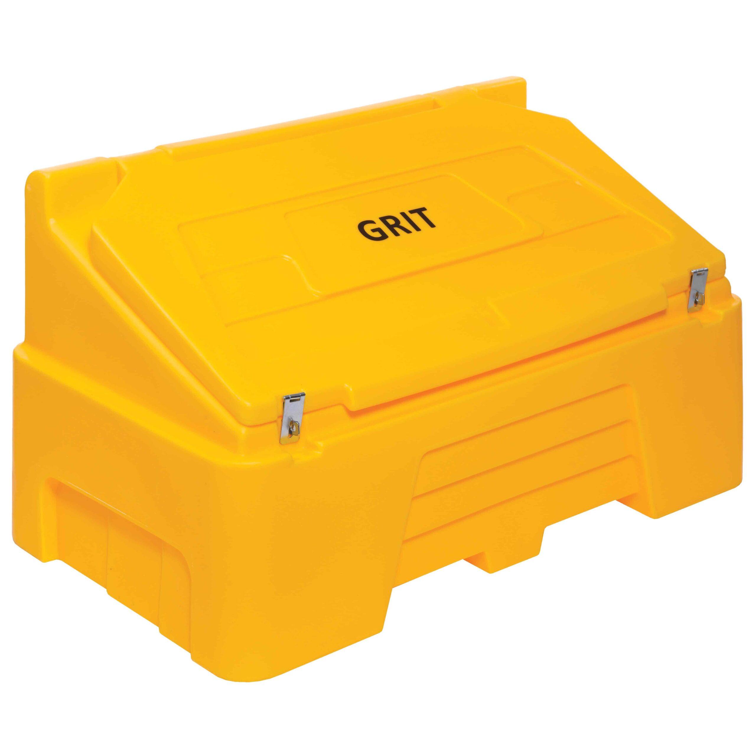 400 Litre Premium Heavy Duty Plastic Grit Bins