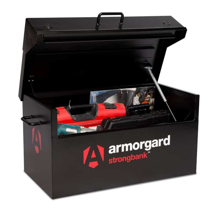 Armorgard Strongbank Storage Boxes