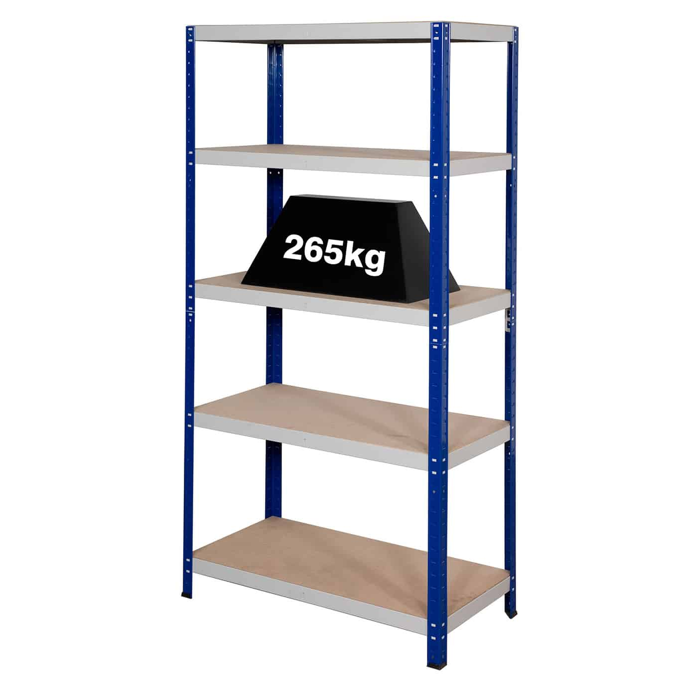 Clicka 265 Boltless Shelving Unit