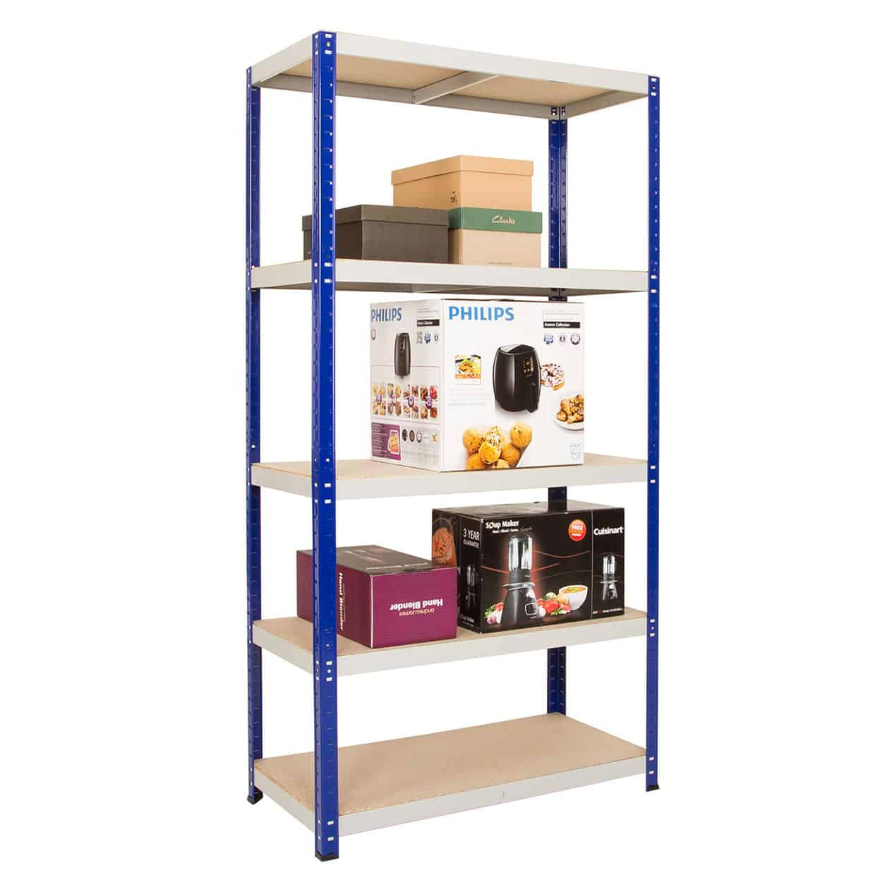 Clicka 175 Boltless Shelving Unit