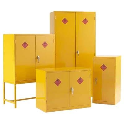 Flammable Liquid Steel Storage Cabinets