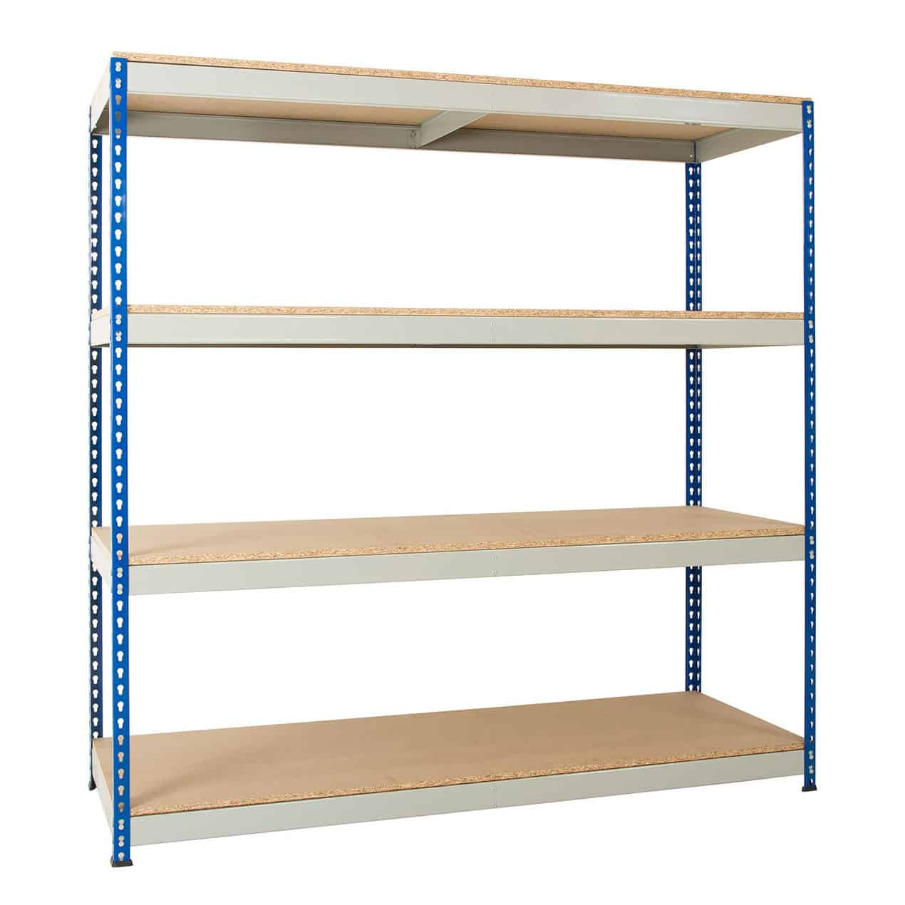 Medium Duty Rivet Racking 4 Levels