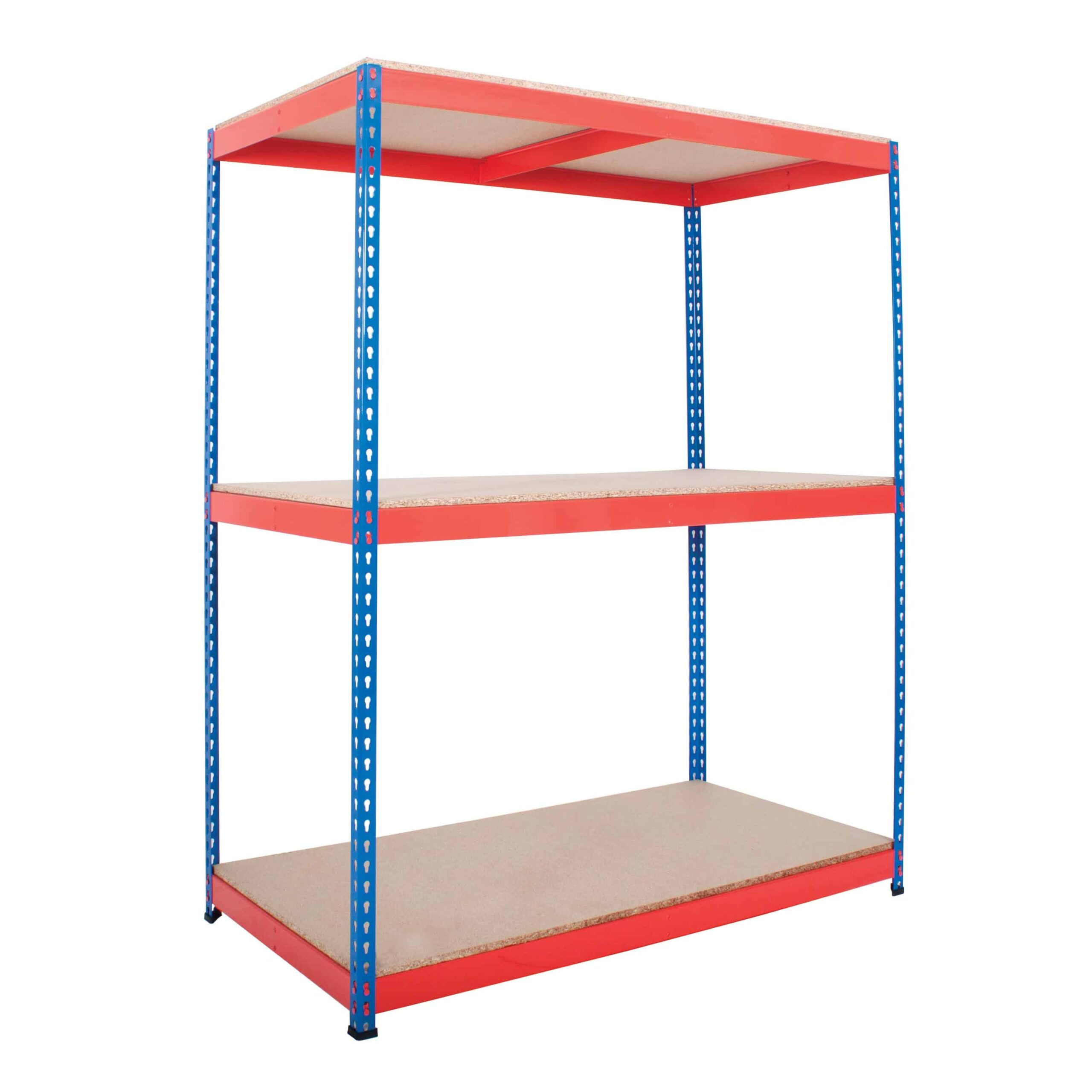 Heavy Duty Rivet Racking 3 Shelves