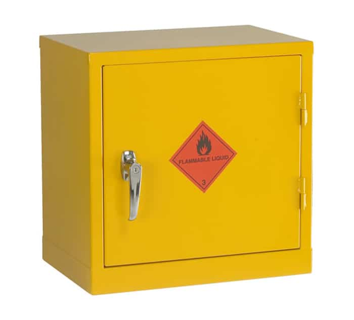 Mini Flammable Liquid Steel Storage Cabinets
