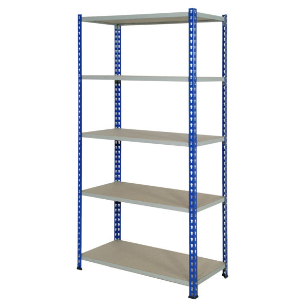 Heavy Duty J Rivet Racking Bays