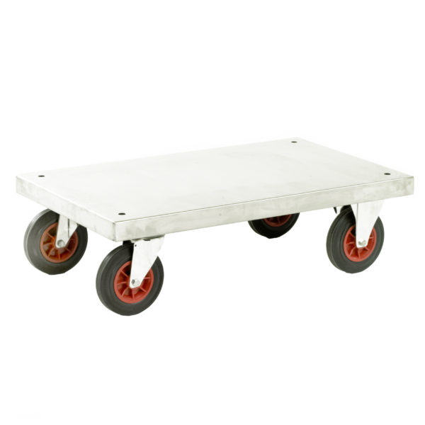 Stainless Steel Deck Platform Trolleys