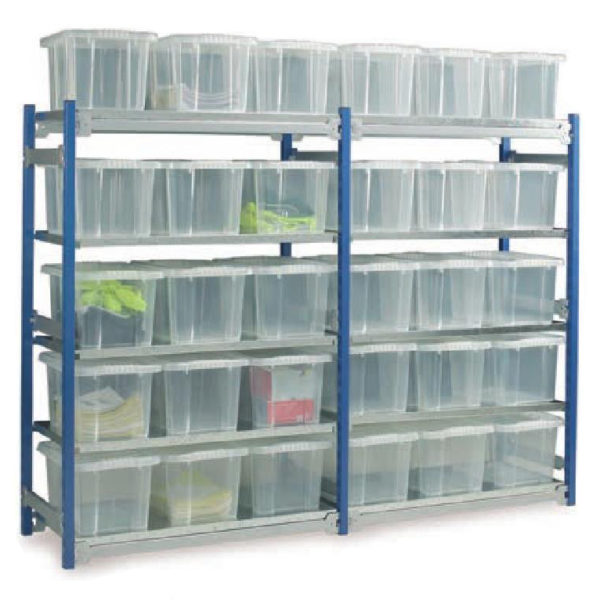 Toprax Bolt Free Adjustable Shelving Topbox Kits