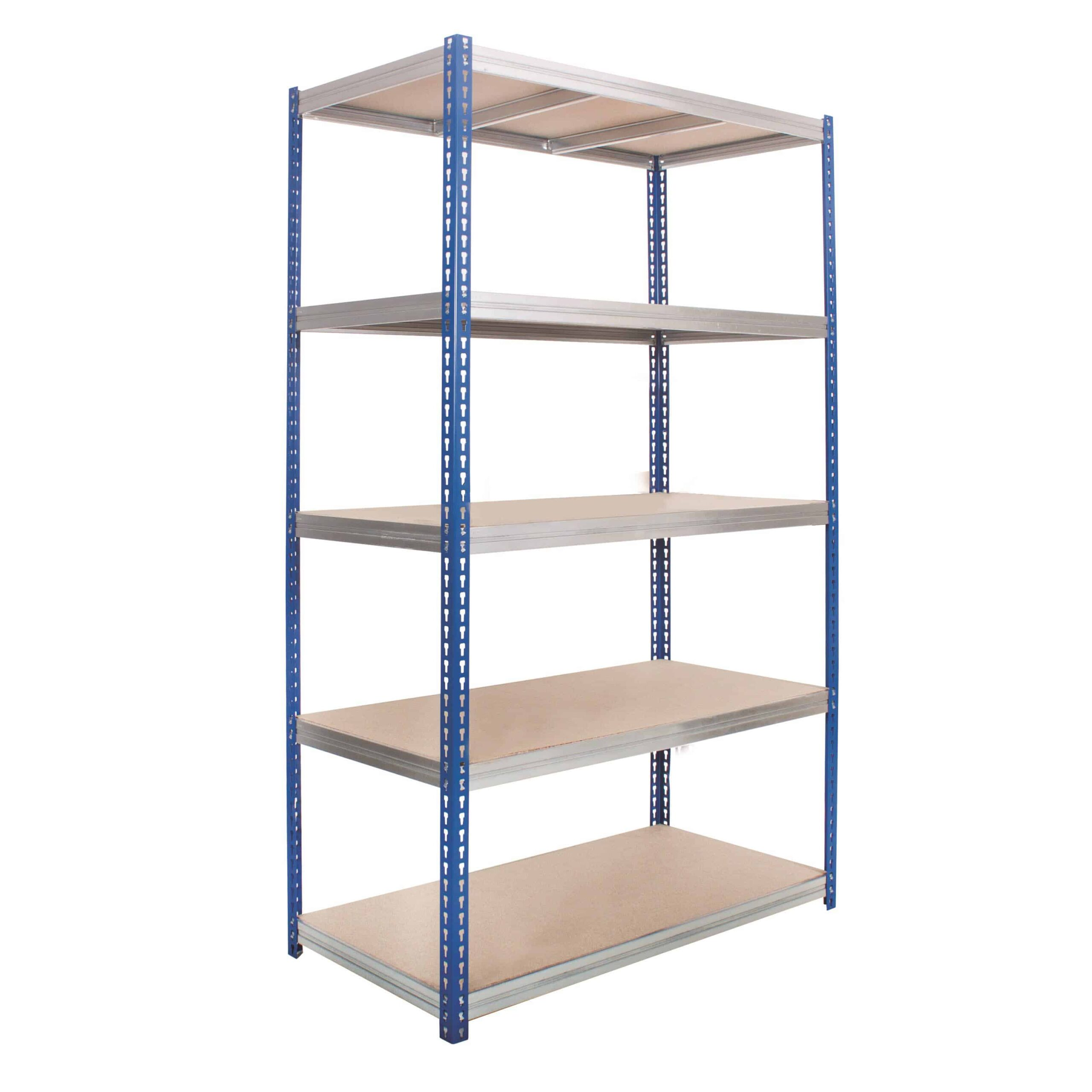 Kwikrack Medium Duty Shelving Bays