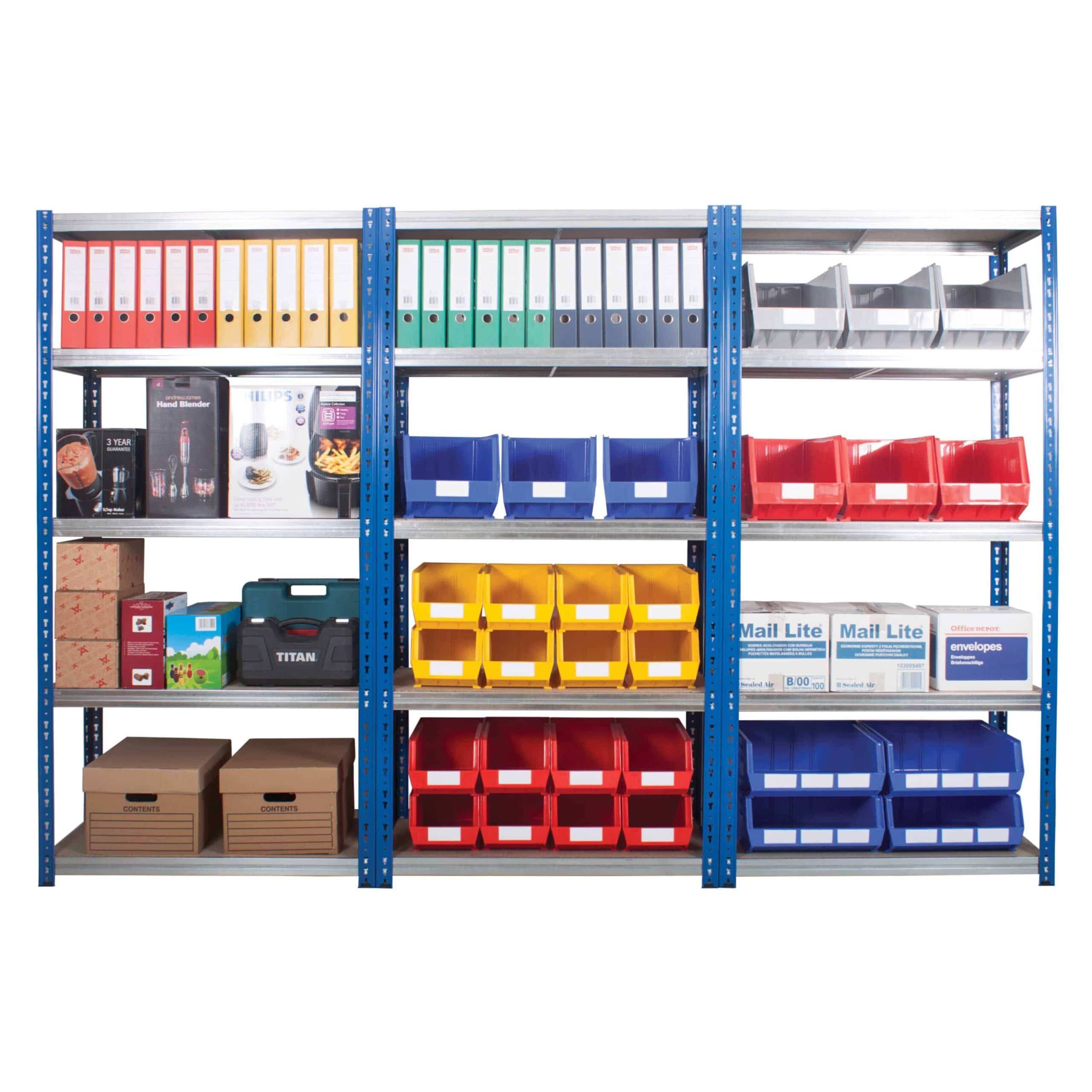 Kwikrack Medium Duty Shelving System