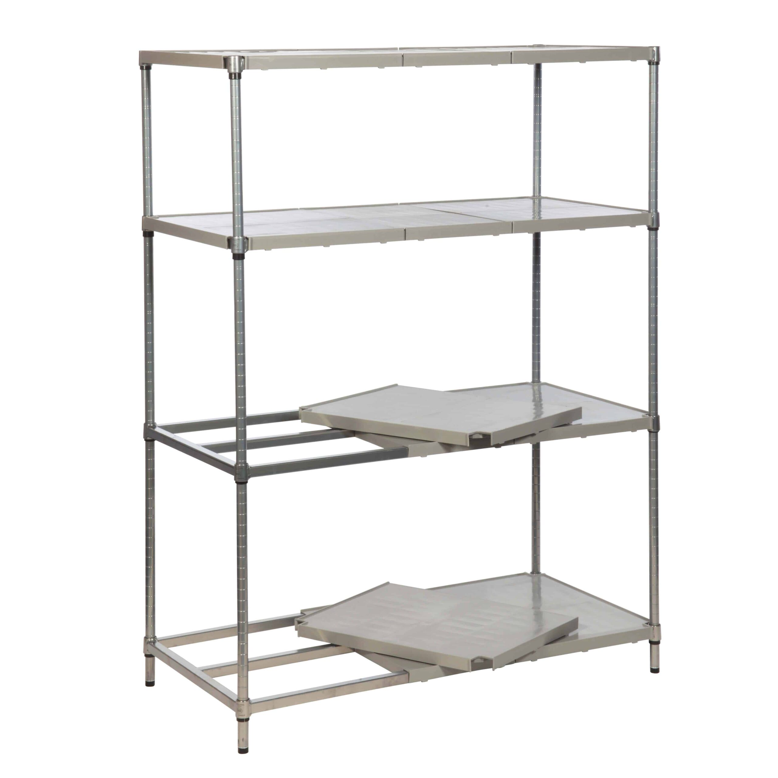 Eclipse Plastic Plus Polymer Shelving Racks