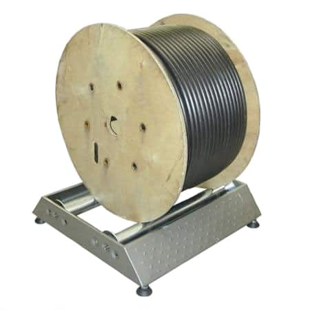 Barton Floor Mounted Cable Reel Stand