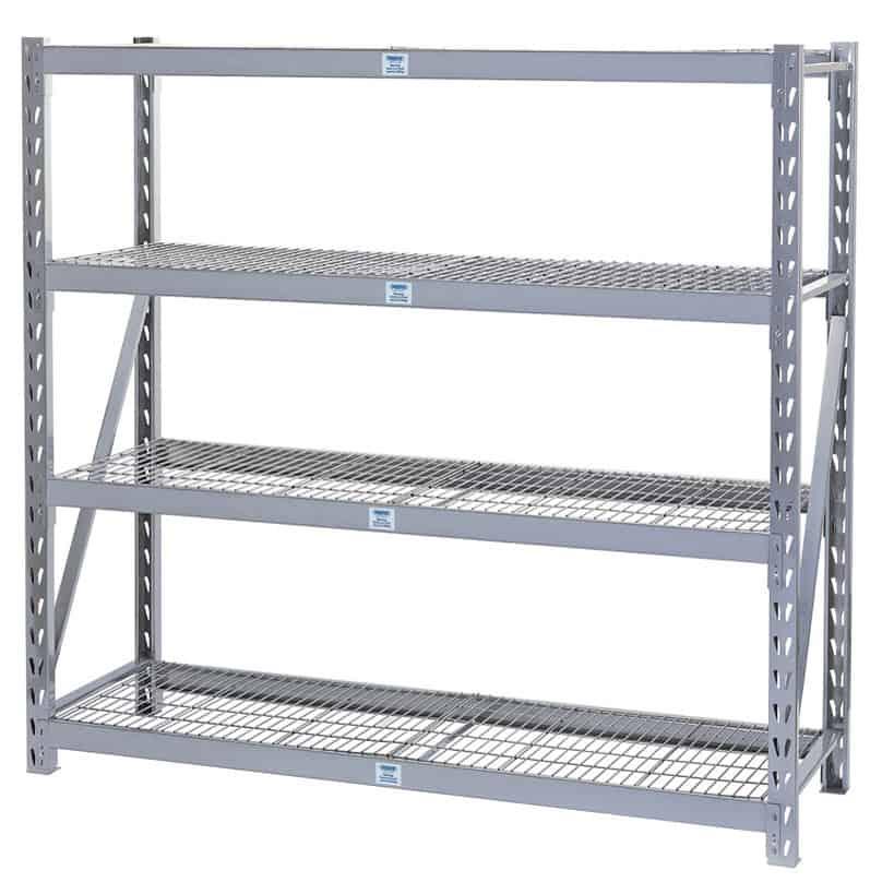 Heavy Duty High Quality Steel 4 Shelving Unit