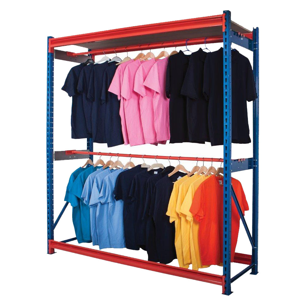 Centre Garment Rail Extension Bay 1830mm High