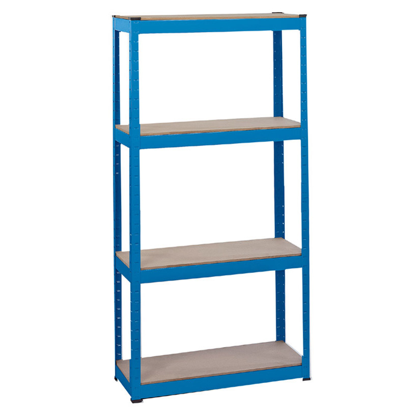 Draper 4 Shelf Steel Shelving Unit