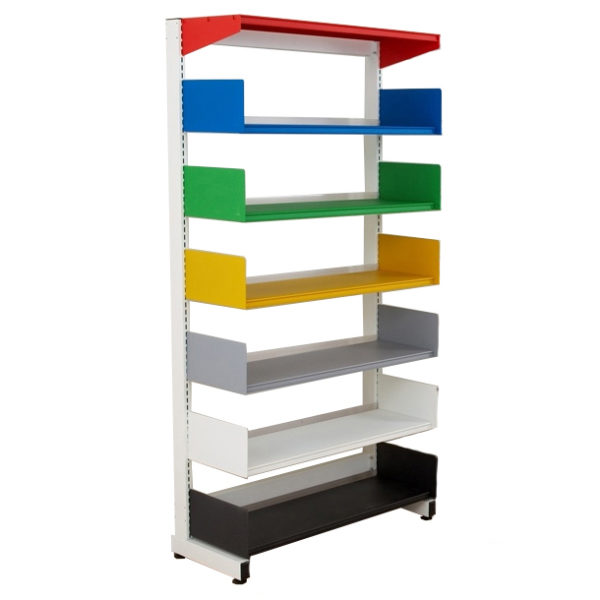Probe Technic Library Shelving System
