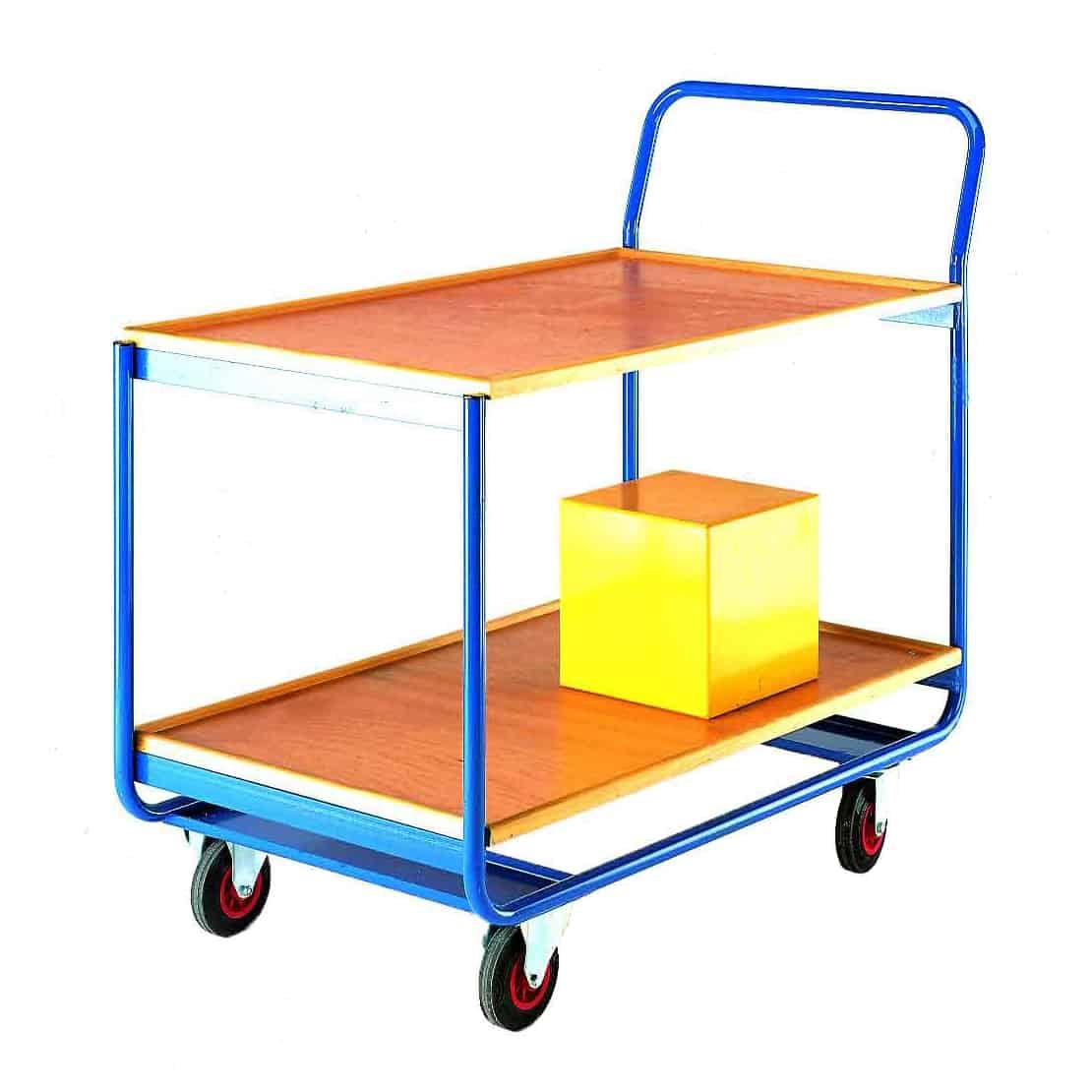 TT160 Series Plywood Shelf Workshop Trolleys