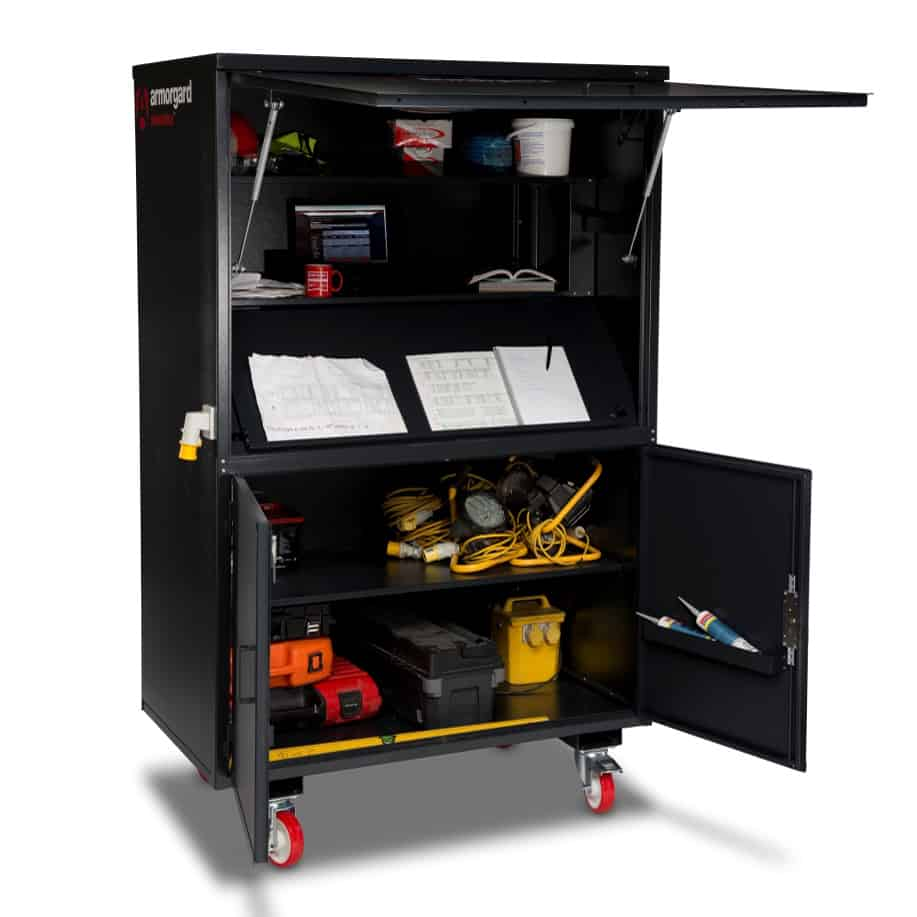 Armorgard Sitestation Secure Storage Cabinet