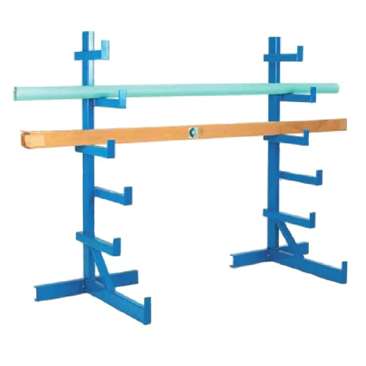 Horizontal Freestanding Heavy Duty Bar Racks