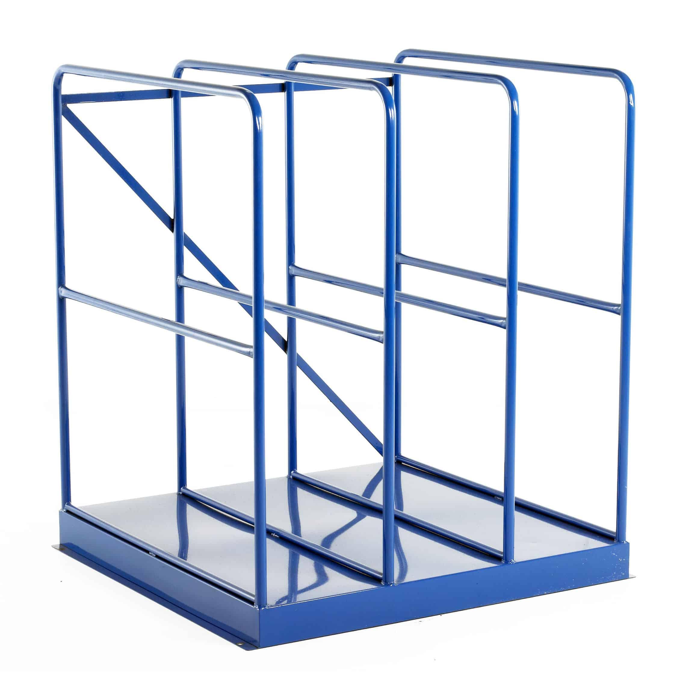 Multipurpose Full-Height Steel Sheet Rack